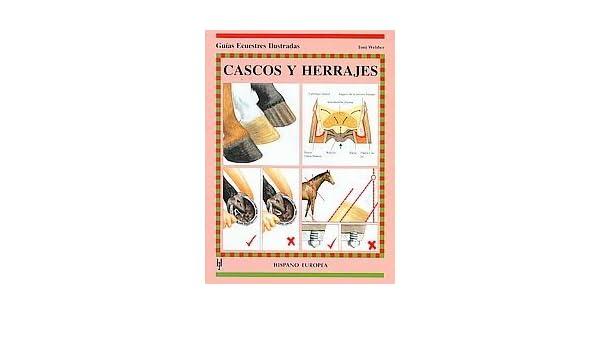 Cascos Y Herrajes, WEBBER, TONI; 1 TOMO: VARIOS AUTORES: Amazon.com: Books