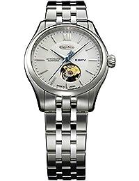 Kentex Espy 3 Open Heart Men's Silver Dial Watch E573M-07