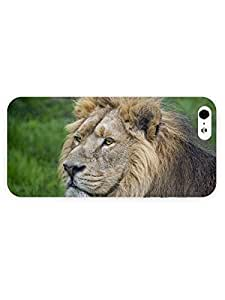 3d Full Wrap Case For Htc One M9 Cover Animal Lion12
