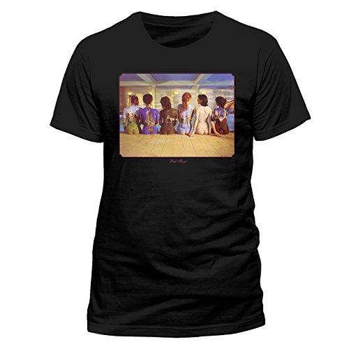 Pink Floyd Back Catalogue Logo T-Shirt Offizielles Lizenzprodukt|XL