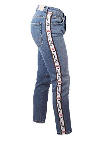 Mujer Pantalones Vaqueros Paris Gbd3233 28 Gaelle nz1Yx