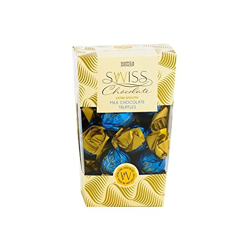Marks & Spencer Leche Suizo Trufas De Chocolate 205g (Paquete de ...