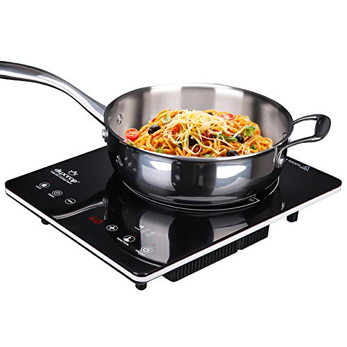 white induction cooktop - 3