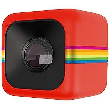 Amazon.com : Polaroid Cube HD 1080p Lifestyle Action Video ...