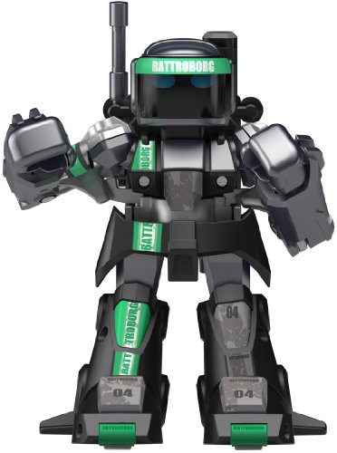 Takara Tomy BattroBorg 20 Battling Robot (Black)