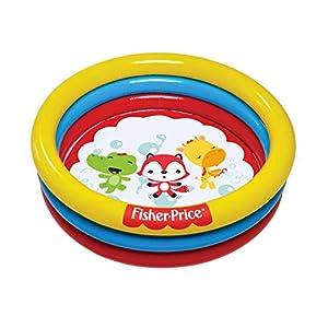 Bestway 93501 Fisher-Price Paddling Pool