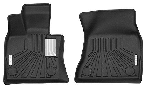 Husky Liners 70071 Black Floor Front Fits 14-17 BMW X5