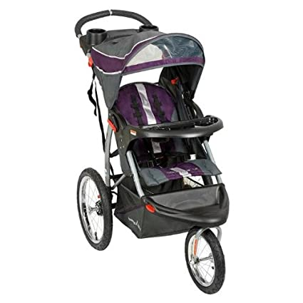 Baby Trend Expedition Jogger Stroller, Phantom, 50 Pounds JG94068R