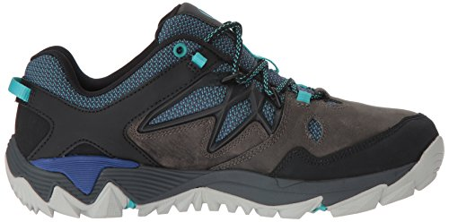 Blaze Women's Blue 2 Merrell Hiking Out All Mazarine Pewter Shoe dPOqt