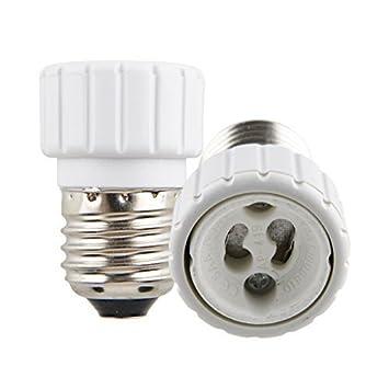 Vis Culot De Lampe Ampoules E27 À Gu10 Adaptateur Edison gb7y6f