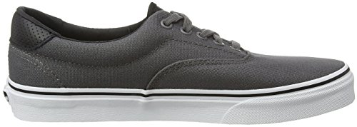 Vans Unisex-Erwachsene Era 59 Low-Top Grau (C&P pewter/black)