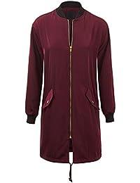 Womens Leather Jackets   Amazon.com