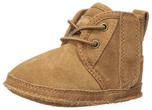 UGG Baby Neumel Chukka Boot, Chestnut, 02/03 M US Infant
