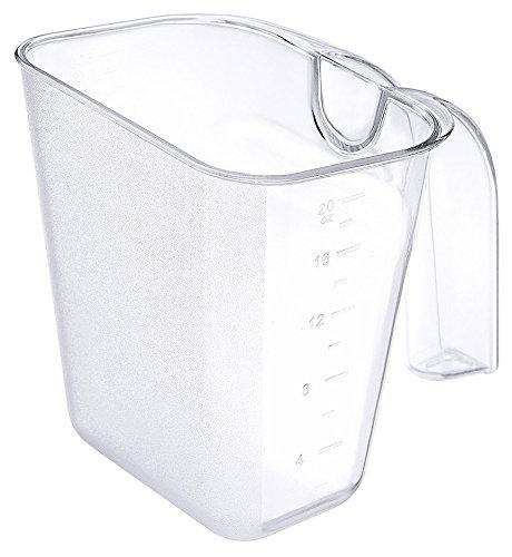 schüttgut Pala de policarbonato, apta para alimentación ...