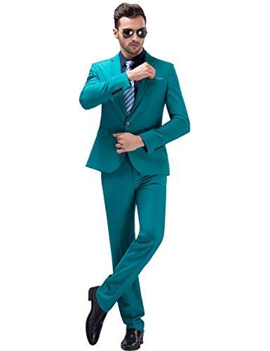 New 44r Mens Suit - 3
