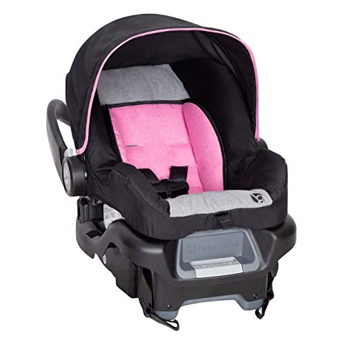 Soho Pink Baby Trend City Clicker Pro Travel System