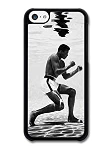 MMZ DIY PHONE CASEAMAF ? Accessories Muhammad Ali Boxer Champion Underwater case for ipod touch 4