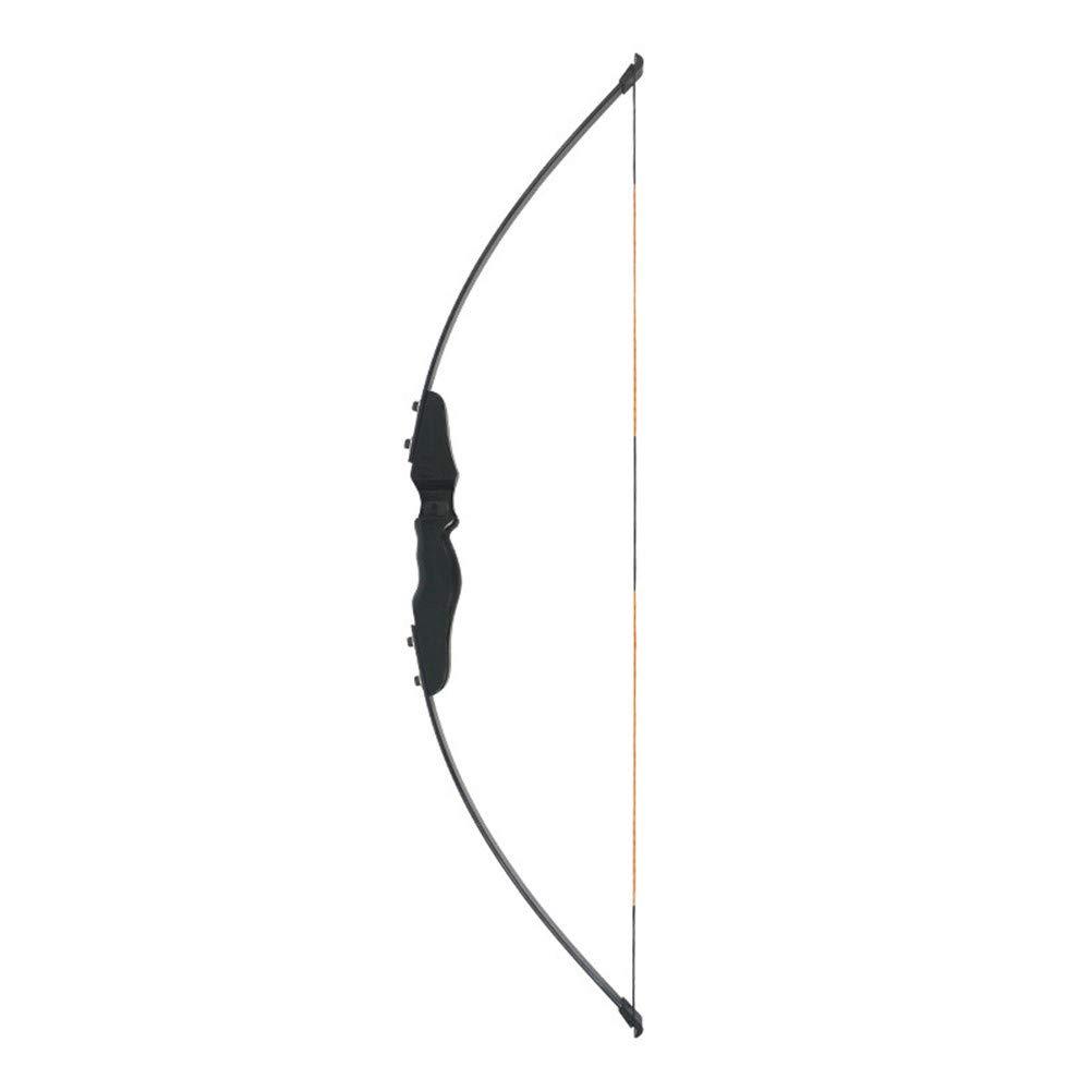 Yiwa Recurve Bow Archery Shooting Longbow Takedown Bow Set Black