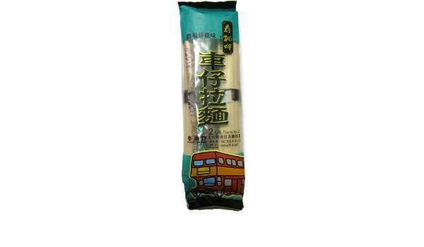 Amazon.com : Trolley Noodle - Chicken Soup Flavor Non-fried ...