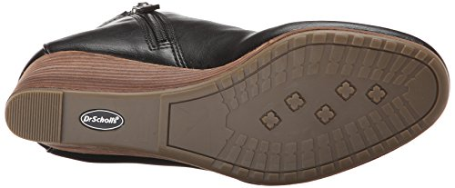 Pictures of Dr. Scholl's Women's Daina Boot Black Black 7
