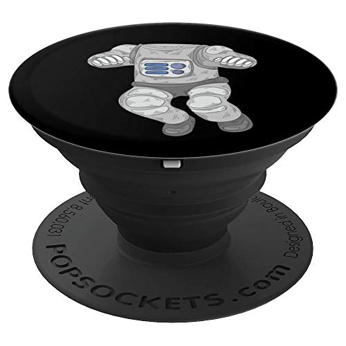 Cool Funny Astronaut Halloween Costume Art Spaceman Gift - PopSockets Grip and Stand for Phones and Tablets