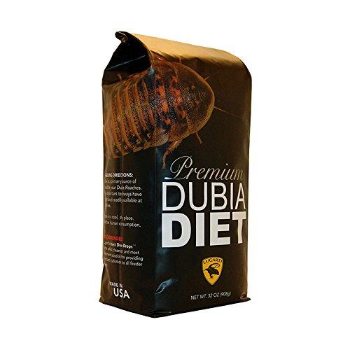 Lugarti Premium Dubia Diet, 32 oz, 2 lb. by Lugarti