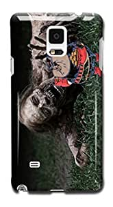 Tomhousomick Custom Design The Walking Dead Case for Samsung Galaxy Note 4 Phone Case Cover #95