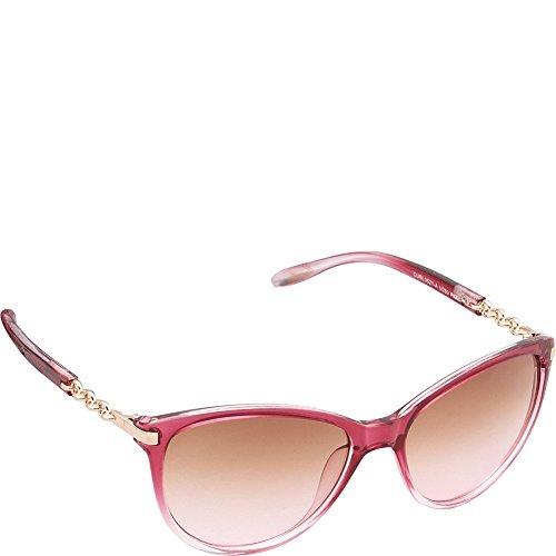union-bay-womens-u280-pkf-cateye-sunglasses-pink-fade-57-mm