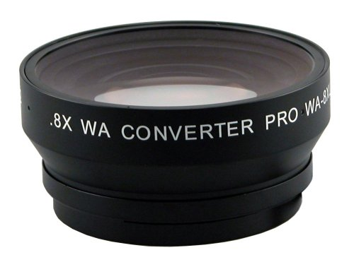 Century 0.8X HD Wide Angle Converter, Canon Bayonet Mount by Century