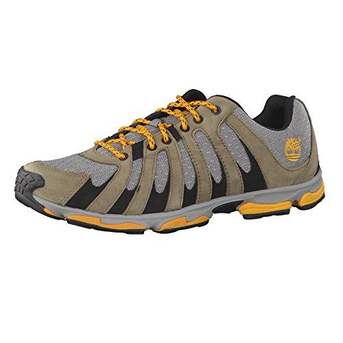 Timberland - Zapatillas de Piel para hombre Grigio (Greige) 40 - 50
