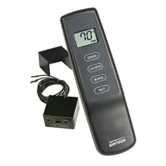 Amazon.com: Skytech CON-TH Fireplace Remote Control System with ...