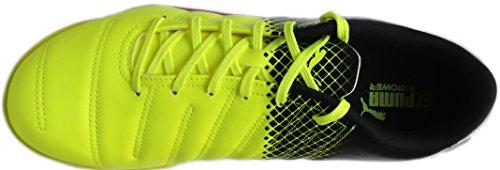 Puma Menns Evopower 4,3 Triks Det Fotball Sko Rosa Glo-sikkerhet Gul-svart