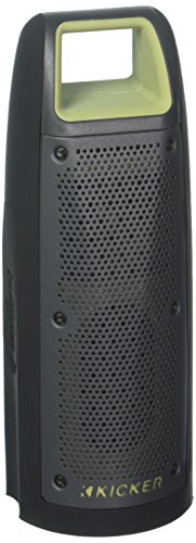 Kicker Bullfrog BF100 Wireless Bluetooth Music System - Green/Gray - Kicker Frog