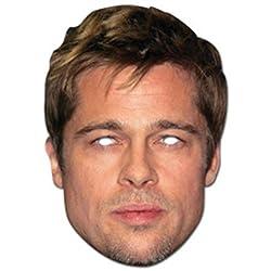 Brad Pitt party masks!