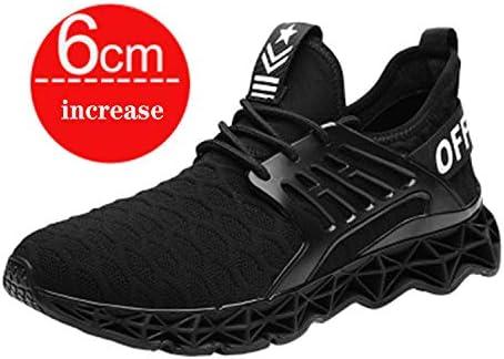 FAN - Zapatillas para Correr para Hombre, Color Negro, tamaño 8: Amazon.es: Deportes y aire libre
