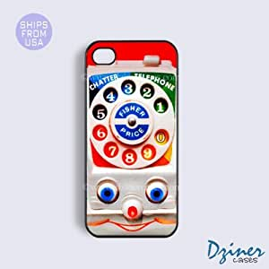 iPhone 5 5s Case - Toy Phone iPhone Cover