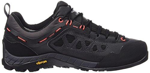 SALEWA Ws Firetail 3 Gtx - Zapatillas de deporte exterior Mujer Negro / Azul   (Black Out / Hot Coral 8594)