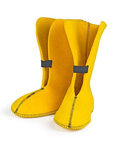 626Y 624 13 50 Friendly Eco Yellow Liners Wool Boot Height 6pHwOqxn
