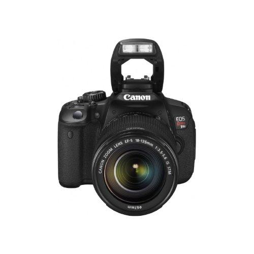 Canon EOS Rebel T4i Bundle 18 MP CMOS Digital SLR Camera and DIGIC 4 Imaging Canon PLUS: EF-S 55-250mm IS Lens