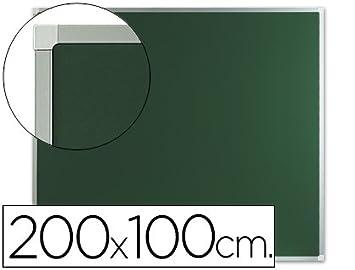 Pizarra verde 200x100 cm: Amazon.es: Juguetes y juegos