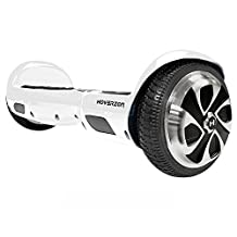 Hoverzon AP598-4 S– WHITE Self Balancing Hoverboard, White