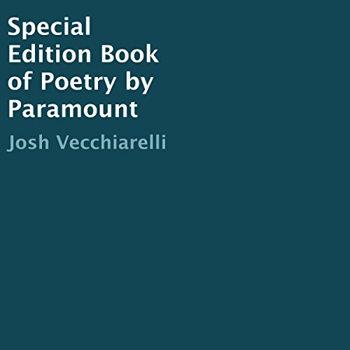 Book of Poetry by Paramount, Special Edition