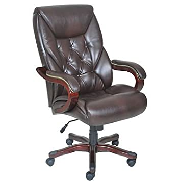 Lane Big Tall Bonded Leather Executive Chair