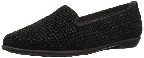 Aerosoles Women's Betunia Loafer Black Houndstooth enjoy online zy0XKEWk