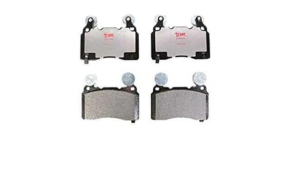 Raybestos EHT1439H Enhanced Technology Friction Pads Brake Pad Set