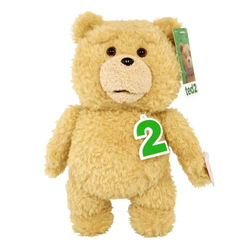 Ted 2 Ted 24-Inch Talking Plush Teddy Bear (Ted 24 Inch Talking Plush Teddy Bear)