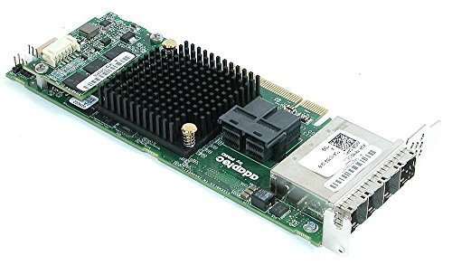 ADAPTEC 2280900-R / RAID 78165 6Gb/s SAS - PCI Express 3.0 x8 - Plug-in Card - RAID Supported - 0, 1, 1E, 5, 6 RAID Level - 24 SAS Port(s)