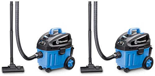 Vacmaster 4 Gallon, 5 Peak HP with 2-Stage Industrial Motor Wet/Dry Floor Vacuum, VF408 (2-Pack) Review