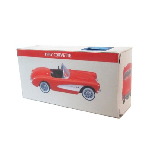 Diecast 1957 Corvette (1957 Corvette Reader's Digest Die-Cast vehicle)