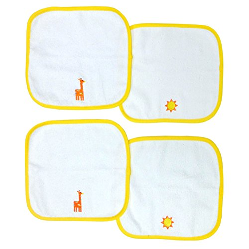 happy-chic-by-jonathan-adler-embroidered-woven-terry-washcloth-set-yellow-giraffe-4-count